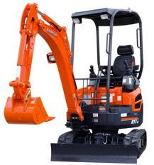 Where to find MINI EXCAVATOR in Plainview